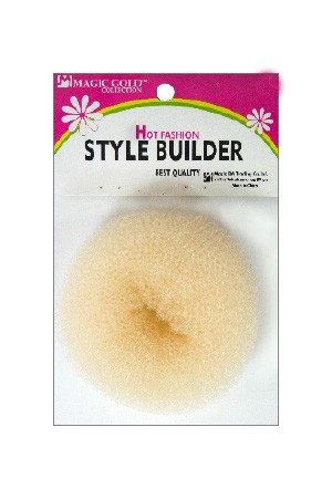 [ Magic Gold #3803] Magic Gold Hot Fashion Style Builder (XS)-Beige
