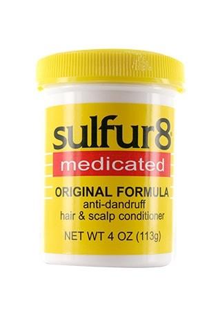 [Sulfur 8-box#15] Original Hair & Scalp Conditioner (4 oz)