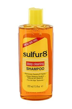 [sulfur8-box#7]  Medicated Shampoo (7.5 oz)