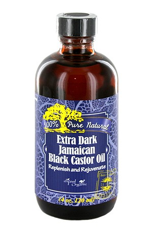 [Sunflower-box#27] Extra Dark Jamaican Castor Oil (4oz)