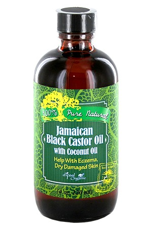 [Sunflower-box#29] Jamaican Castor Oil w/ Coconut Oil (4oz)