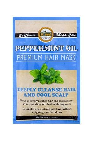 [Sunflower-box#57] Difeel Premium Hair Mask (1.75/12pc/ds) -Peppermint