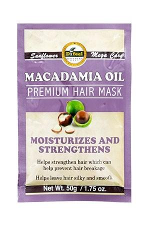[Sunflower-box#60] Difeel Premium Hair Mask (1.75/12pc/ds) -Macadamia