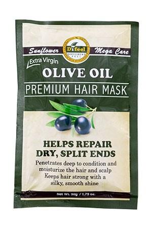 [Sunflower-box#63] Difeel Premium Hair Mask (1.75/12pc/ds) - Olive Oil