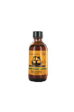 [Sunny Isle Jamaican Black Castor Oil-box#4] Regular 2oz