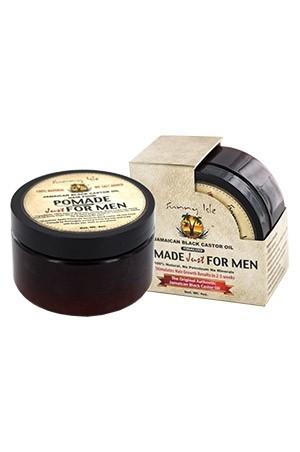[Sunny Isle Jamaican Black Castor Oil-box#33]JBCO Pomade Just For Men (4 oz)