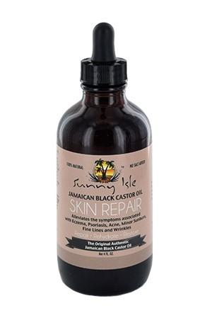 [Sunny Isle Jamaican Black Castor Oil-box#36]Skin Repair (4 oz)