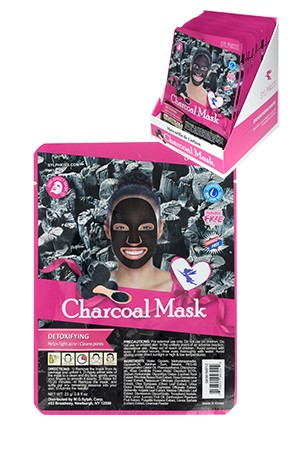 [Sylphkiss - #SK901M011] Charcoal Mask (0.8 oz)-pc