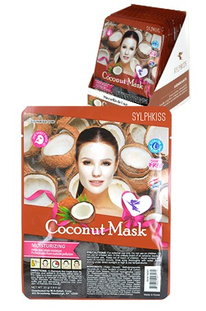 [Sylphkiss - #SK901M051] Coconut Mask (0.8 oz) -pc