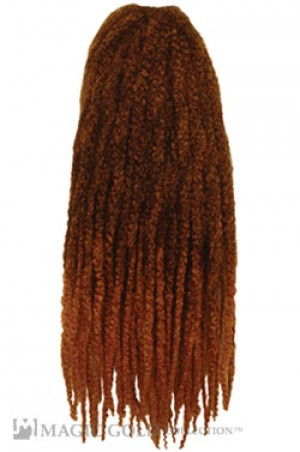 Synthetic Afro Braid