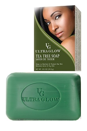 [Ultra Glow-box#12] Tea Tree Soap -3.5oz