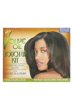 [Vitale-box#31]Olive Oil Relaxer [Touch Up] - Regular