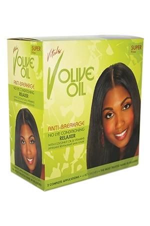 [Vitale-box#34]Olive Oil Relaxer [2 App] -Sup