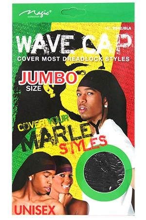[Magic Collection #2242JBLA] Marley Style Wave Cap-dz