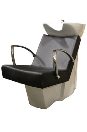 SINK W/CHAIR Y538- Black