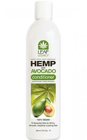 [Leaf Legacy-box#1] Hemp&Acocado Conditioner(12oz)