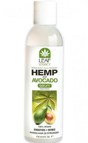 [Leaf Legacy-box#3] Hemp&Acocado Serum(6oz)