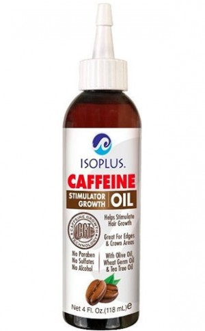 [Isoplus-box#65] Caffeine Growth Oil(4oz)