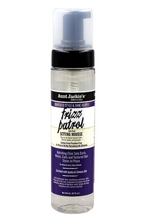 [Aunt Jackies-box#36] Grapeseed Frizz Patrol Mossee(8.5oz)
