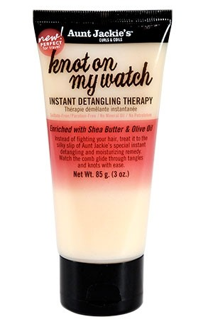 [Aunt Jackie's-box#43] Instant Detangling Therapy-Trevel (3oz)