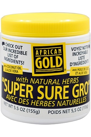 [African Gold-box#3] Super Sure Gro(5.5oz)