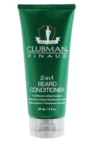 [Clubman-box #26] Pinaud 2-in-1 Beard Conditioner(3oz)