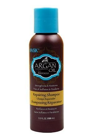 [Hask-box #81] Argan Oil Shampoo-Trevel Size (3.3oz)