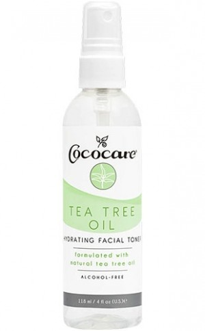 [Cococare-box#70] Tea Tree Facial Mist (4oz)