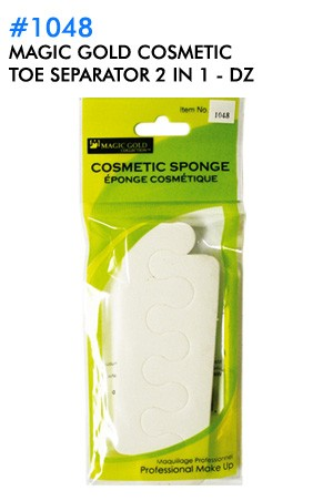 [Magic Gold-#1048] Cosmetic Toe Separator 2 in 1 -dz