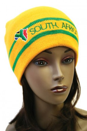 Winter Cap w/ South africa logo #1962 -pc