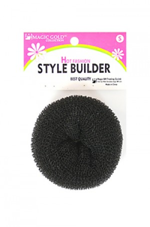Magic Gold Hot Fashion Style Builder (S) #2222 Black -pc