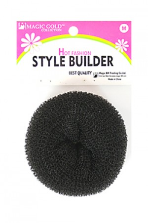 Magic Gold Hot Fashion Style Builder (M) #2223 Black -pc