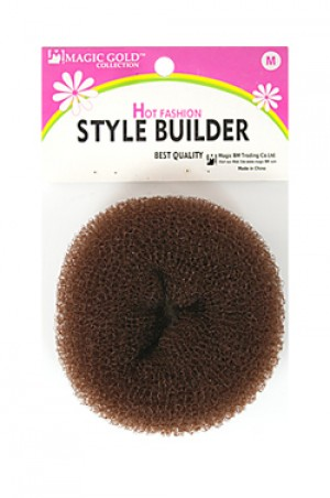 Magic Gold Hot Fashion Style Builder (M) #2226 Brown -pc