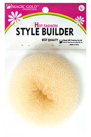 Magic Gold Hot Fashion Style Builder (L) #2230 Beige -pc