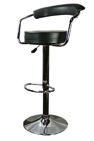 Bar Chair 2590 (21b x 34-42b)-Black