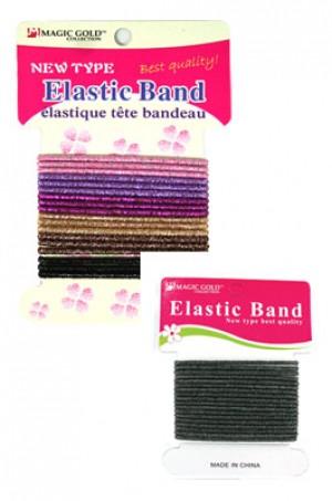 [Magic Gold-#2648] Elastic Band -dz