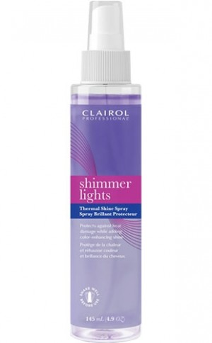[Clairol-box#24] Shimmer Light Shine Spray(4.9oz)