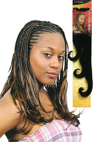 3pcs Yaki Pony Braid