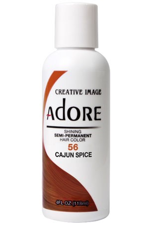 [Adore-box#1] Semi Permanent Hair Color (4 oz)- #56 Cajun Spice