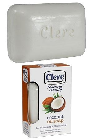 [Clere-box#2] Coconut  Oil Soap(5.2oz)