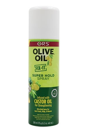 [Organic Root-box #161] Olive Oil Fix-It Super Hold Spray(6.2oz)