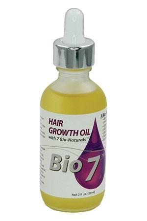 [By Natures-box #18] Bio 7  Hair Growth Oil(2oz)