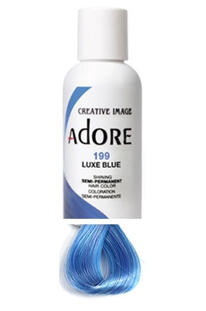 [Adore-box#1] Semi Permanent Hair Color (4 oz)- #199 Luxe Blue