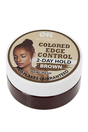 [Next Image-box #71] ON Edge Control Gel-Brown Colored(1oz/12pc/ds)
