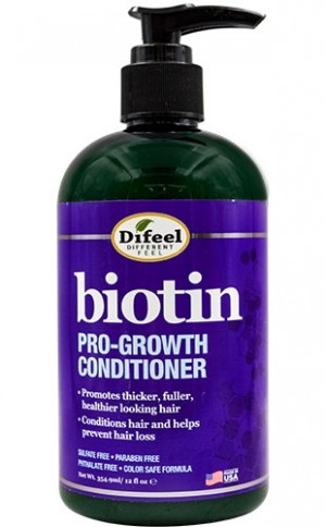 [Sunflower-box#95] Difeel Biotin Pro-Growth Conditioner(12oz)
