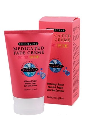 [Clear Essence-box #43] Exclusive Medicated Fade Creme-SPF15(4oz)