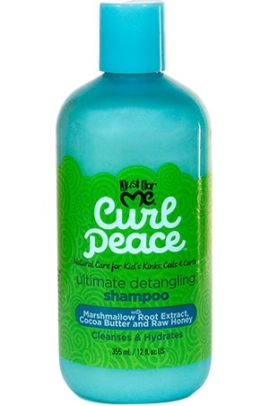[Just for Me-box#34] Curl Peace Ultimate Detangking Shampoo(12oz)