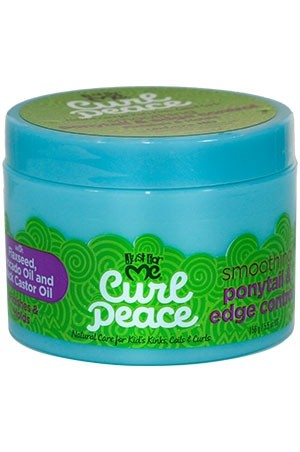 [Just for Me-box#40] Curl Pony Tail Edge Control-Smooth(5.5oz)