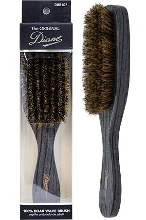 [#DBB107] Diane 100% Boar Wave Brush-Original -pc