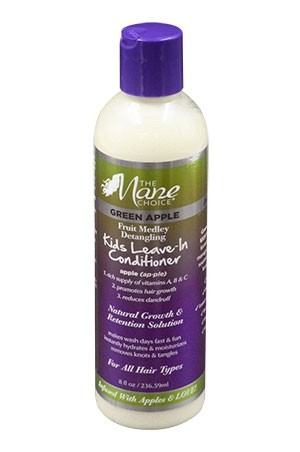 [The Mane Choice-box #11] Green Apple Kid Leave-in Conditioner(8oz)